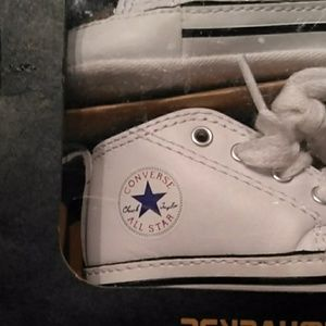 Converse Shoes - Converse Chuck Taylor First Star Baby Shoes